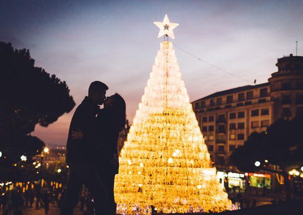 O Porto ilumina-se com o Natal!