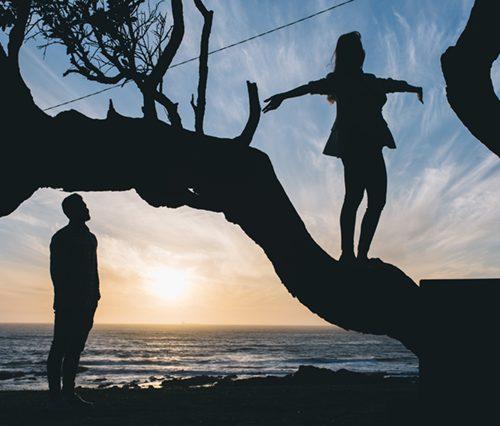 Sessão de solteiros em Portugal e casamento no Brasil