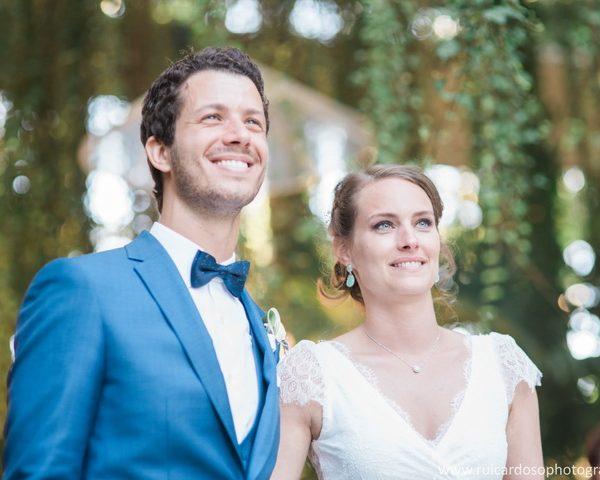 Destination Wedding - Vanessa e Julien