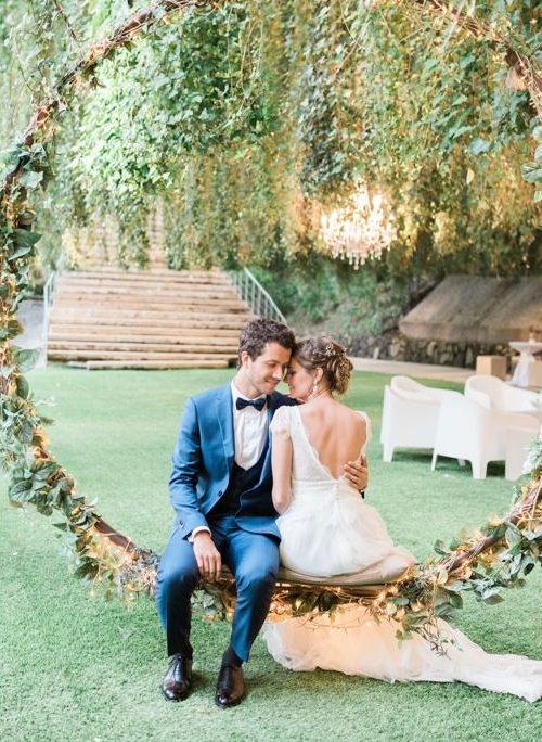 Um destination wedding muito elegante
